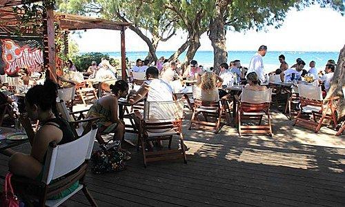 Nissakia bar restaurant