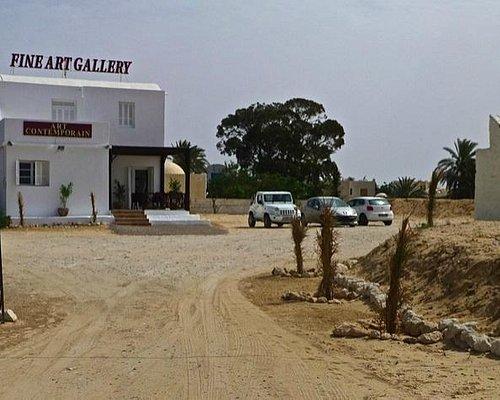 La Fine Art Gallery sur la Route Touristique