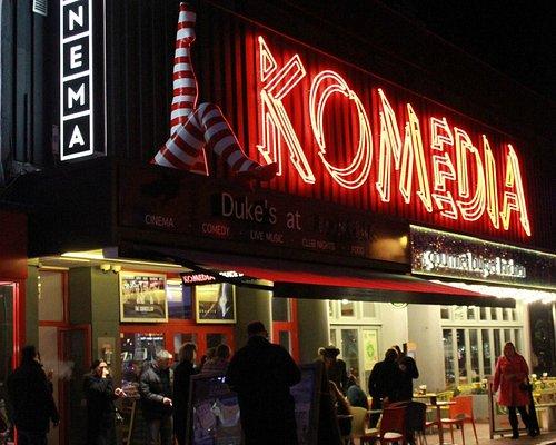 Komedia Entertainment Venue, Gardner Street, Brighton