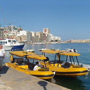 malta water taxis