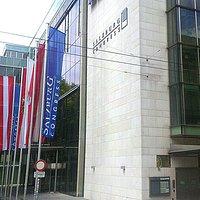 Salzburg - Congress centre