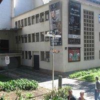 Teatro Guaíra -Guairinha- Guairão