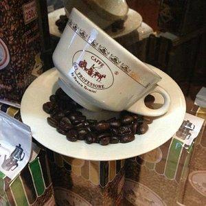il miglior caffe 100% arabico solo il meglio per i nostri clienti