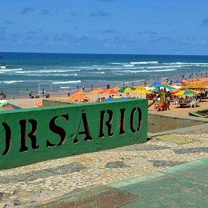 Praia  do Corsário