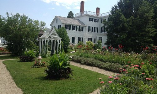 Goodwin Mansion @ Strawberry Banke