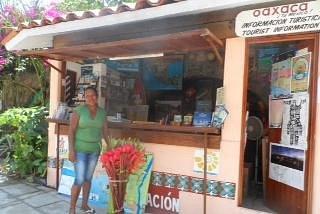 Gina's Tourist Booth