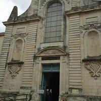 Музей находится в Протестантском Храме
