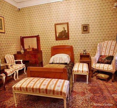 Интерьеры квартиры Скрябина
