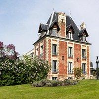 Villa des Brillants - musée Rodin - Meudon