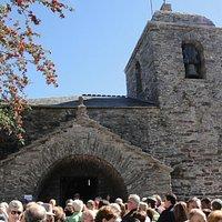 Santuario Santa María Real do Cebreiro