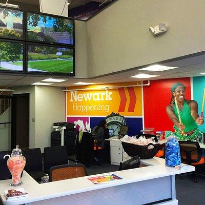 Newark's Welcome Center