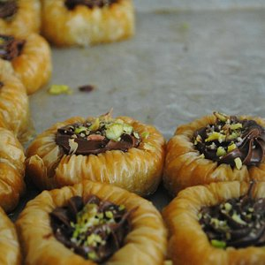 Local sweets of Chania