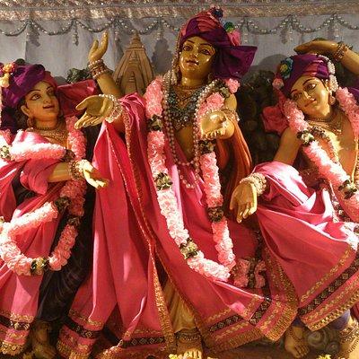 Main deities