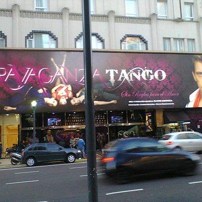 cartaz Teatro Broadway