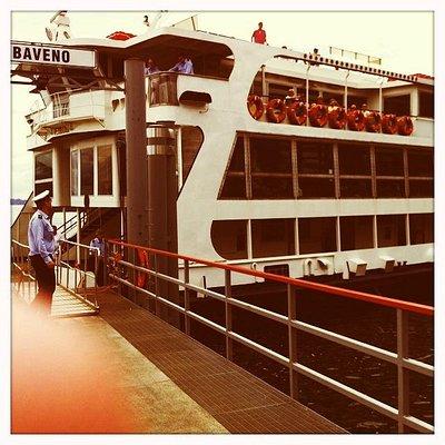 The Lake Maggiore Express