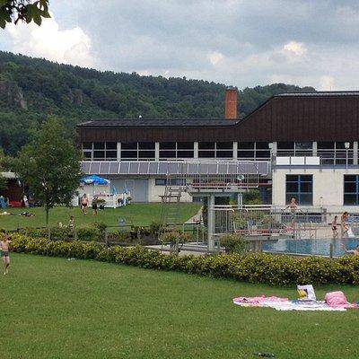 Zwembad bij Gerolstein