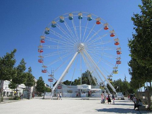 La grande roue de La Rochelle