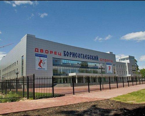 """Дворец спорта """"Борисоглебский"""""""