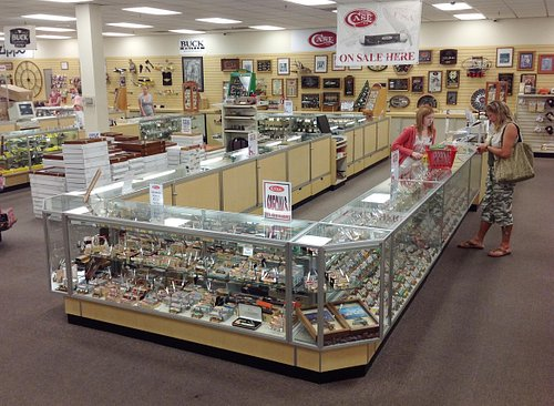 Large Selection of Case Knives & Wusthof Cutlery