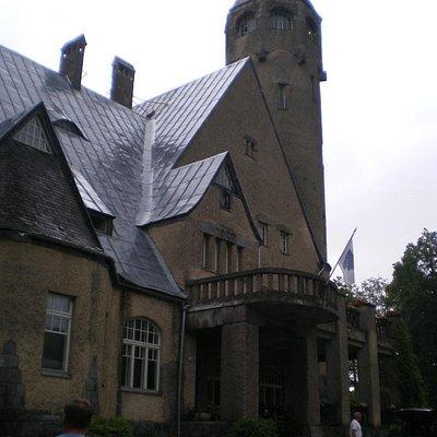 замок Таагепера