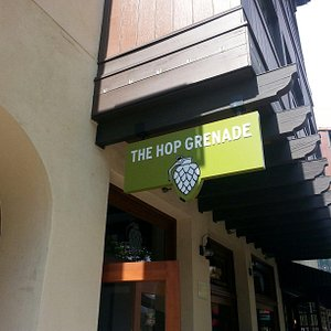 Hop Grenade Concord CA Grand Opening August 3, 2014