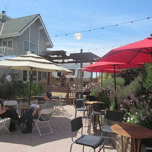 Big Dog Vineyard Patio Area - Perfect for a picnic, glass of wine with live music, Milpitas, CA