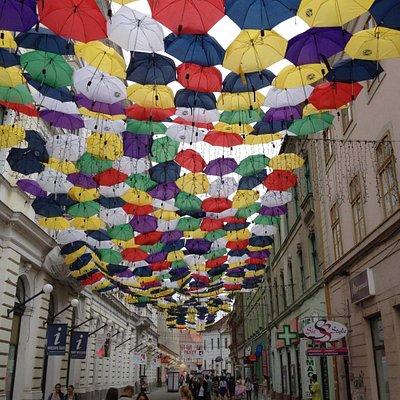 Alba Iulia Street