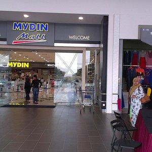 near entrance