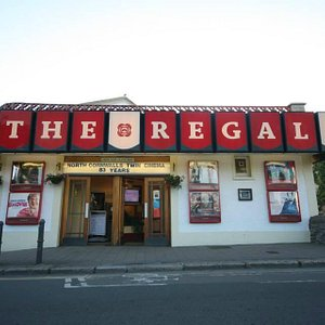 The Regal Cinema Wadebridge