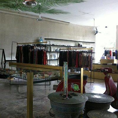 Souq store interior