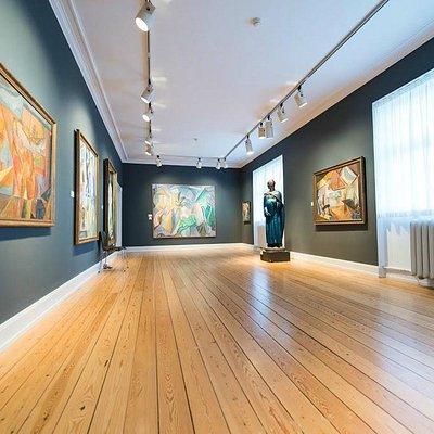 Modernismen på museet
