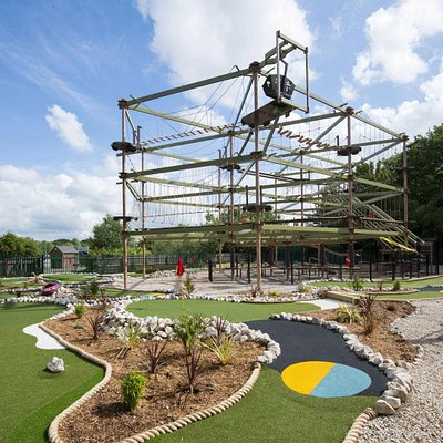 Family Fun Park at Holme Pierrepont Country Park