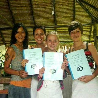 Perfect Family Holiday with Isara Garden Cooking Lab