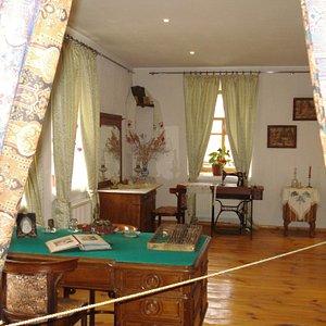 интерьер дома-музея