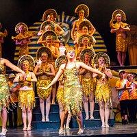 Joseph and the Amazing Technicolor Dreamcoat 2014