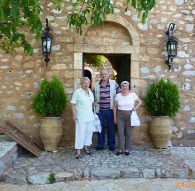 Private Tours to Monasteries