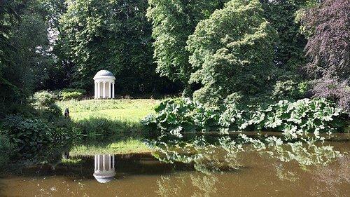Lady Alice's pond