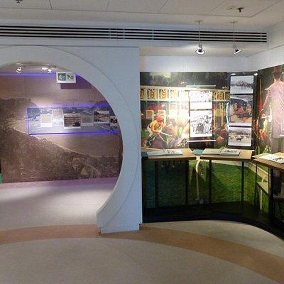 Hong Kong Racing Museum in Causeway Bay