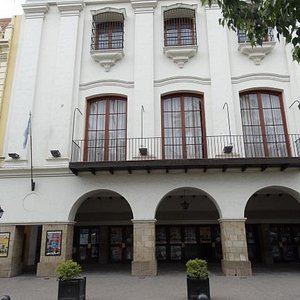 Fachada Teatro Victoria