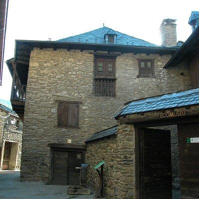 Casa Gassia, en Esterri d'Àneu