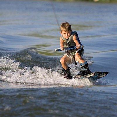 wakeboard kid lesson  miami