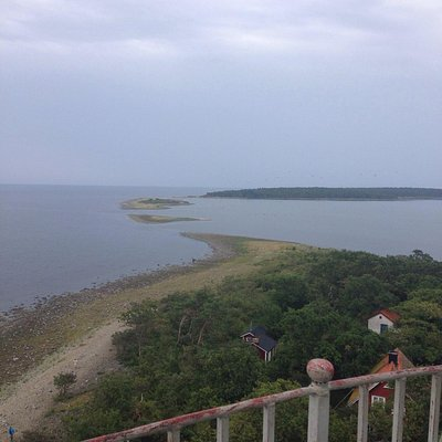 View from light house