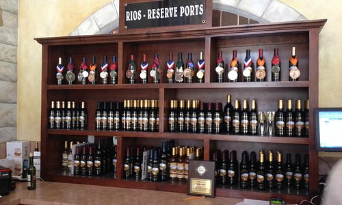 Port wine selections