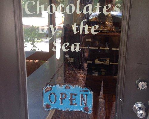 Door to deliciousness!