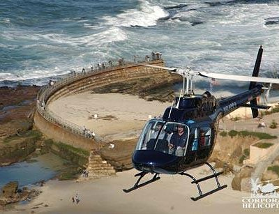 Take the 'Diego Delight' helicopter tour - what an exhilarating experience!