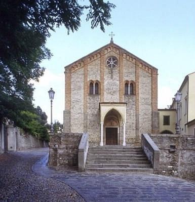 Duomo S. Giustina Monselice -PD-