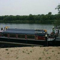 Leuk museum met prachtige rondvaart met een fluisterboot door de Biesbosch