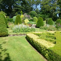 Stanton Hall Garden - July 2014