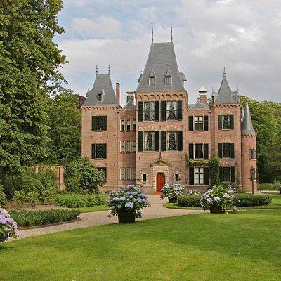 Frontside Keukenhof Castle