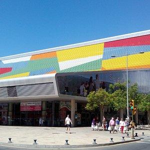 Nuevo Mercado Del Carmen (Huelva)